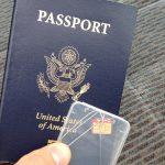 Passport spy bourne